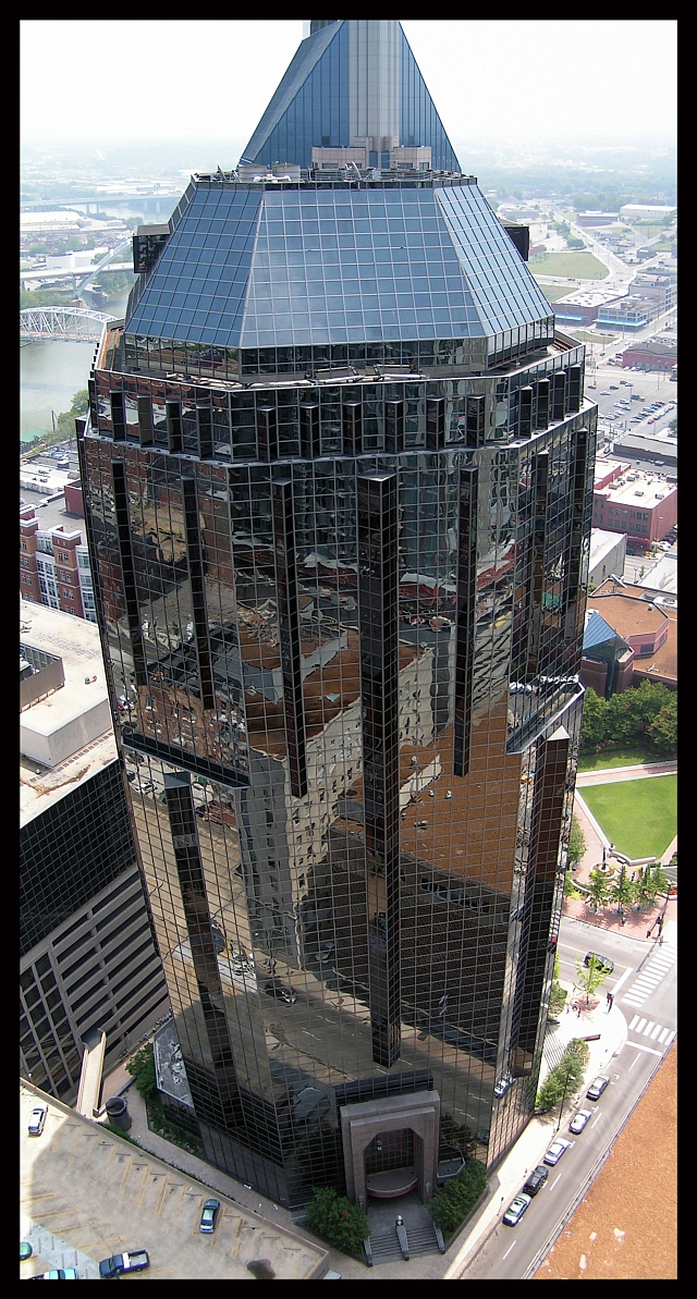 The US Bank Tower