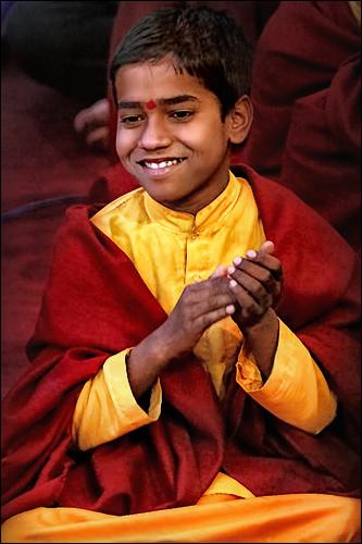 Joy of devotion