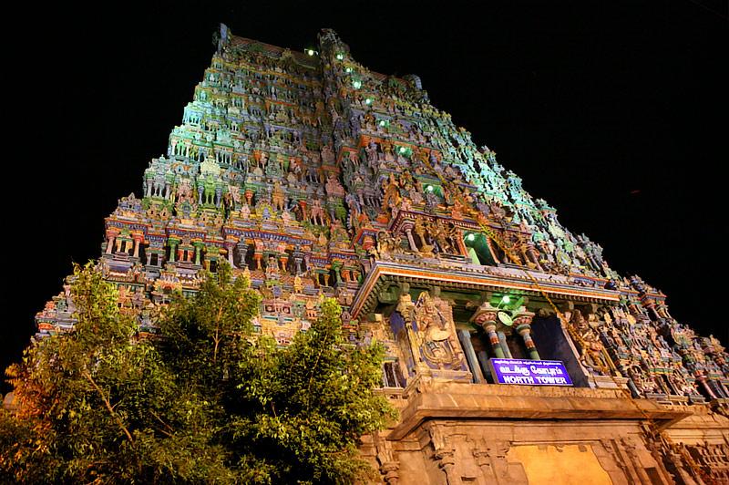 North Gopuram