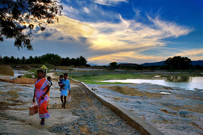 Mangulam Village