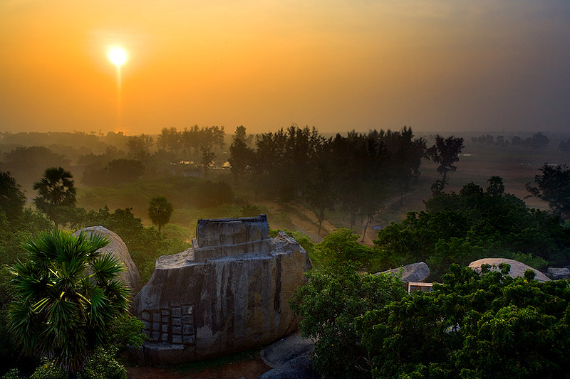 Good morning Mamallapuram