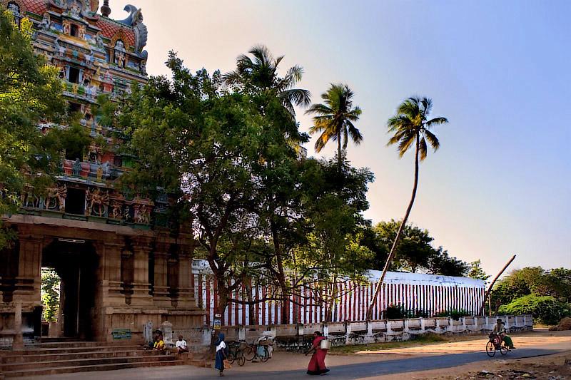 Vedaradha Temple in Thiruvadavur