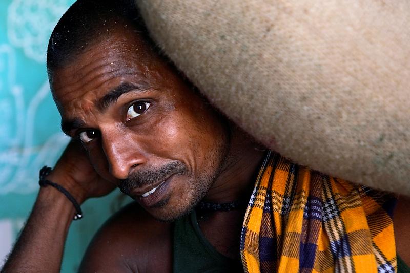 The Rice Load Man