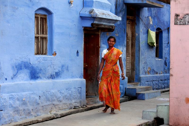 Malapuram Blue