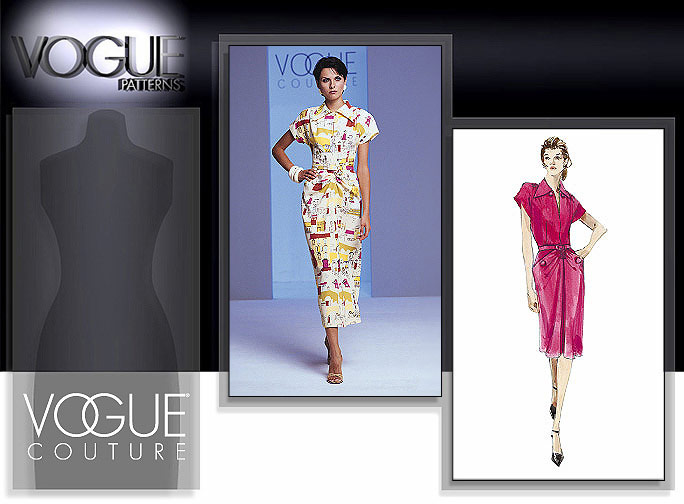 Vogue 2719 Pattern Picture