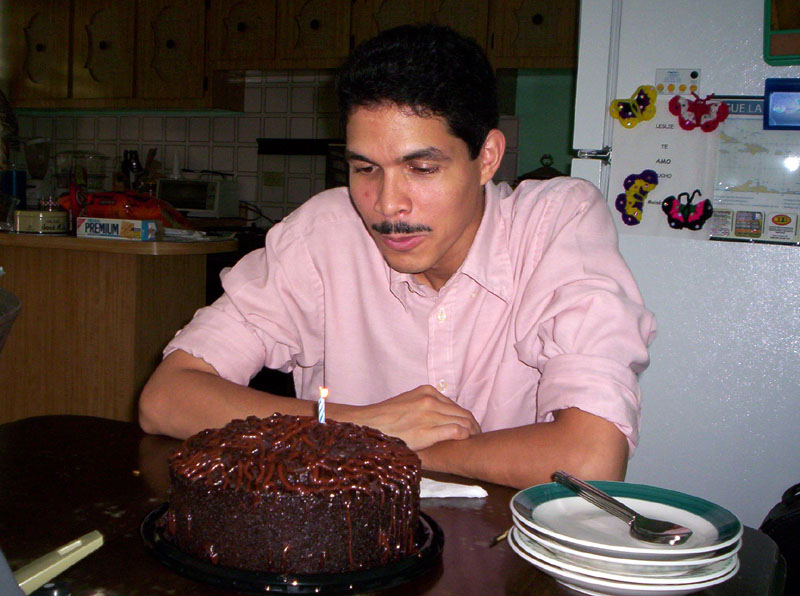 Mi último cumpleaños