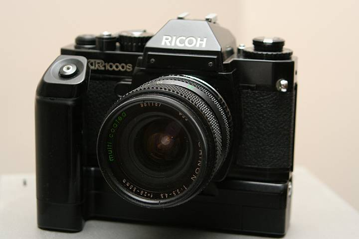 MY RICOH - XR1000S