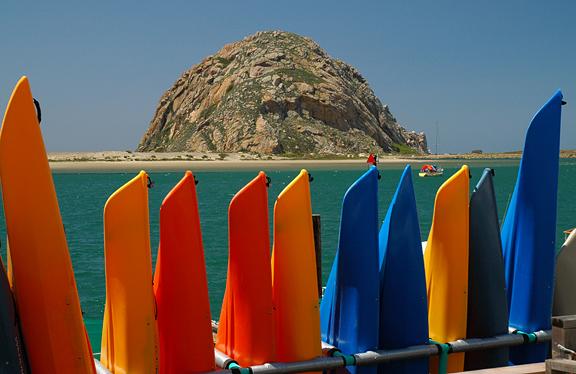 Morro Rock Kayaks