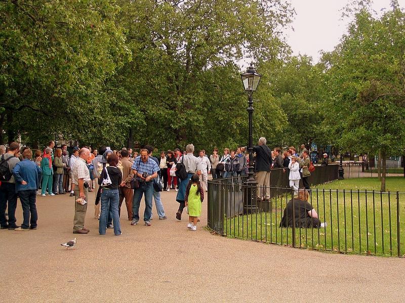 Speakers Corner at Hyde Park