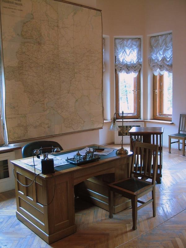 Lenins Desk