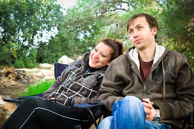Liona and Sergei