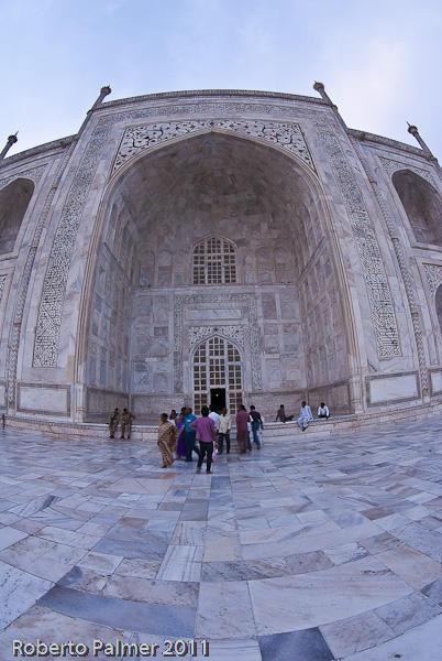 Taj Mahal-14