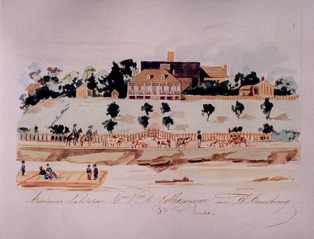 Francois Joseph Delhommer Home