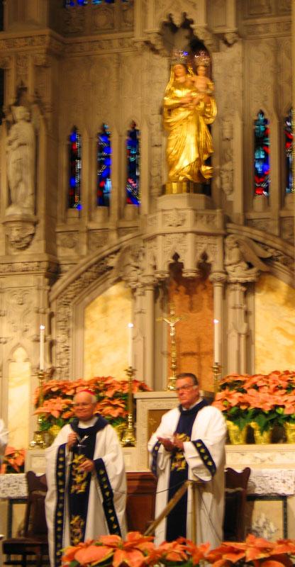 January 8 Mass of Thanksgiving