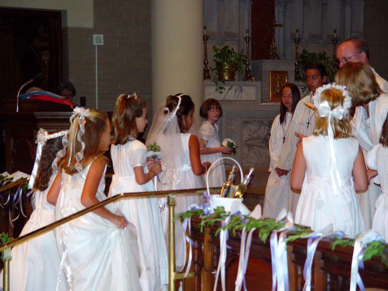 Blessing of the Herbs Ceremony