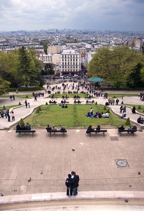 A View from the Sacré-Cœur