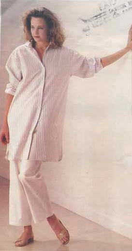 Inspiration #1: Vogue 1328 by Perry Ellis