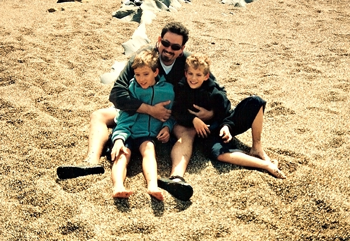 2000 Alex, Sean & Andre