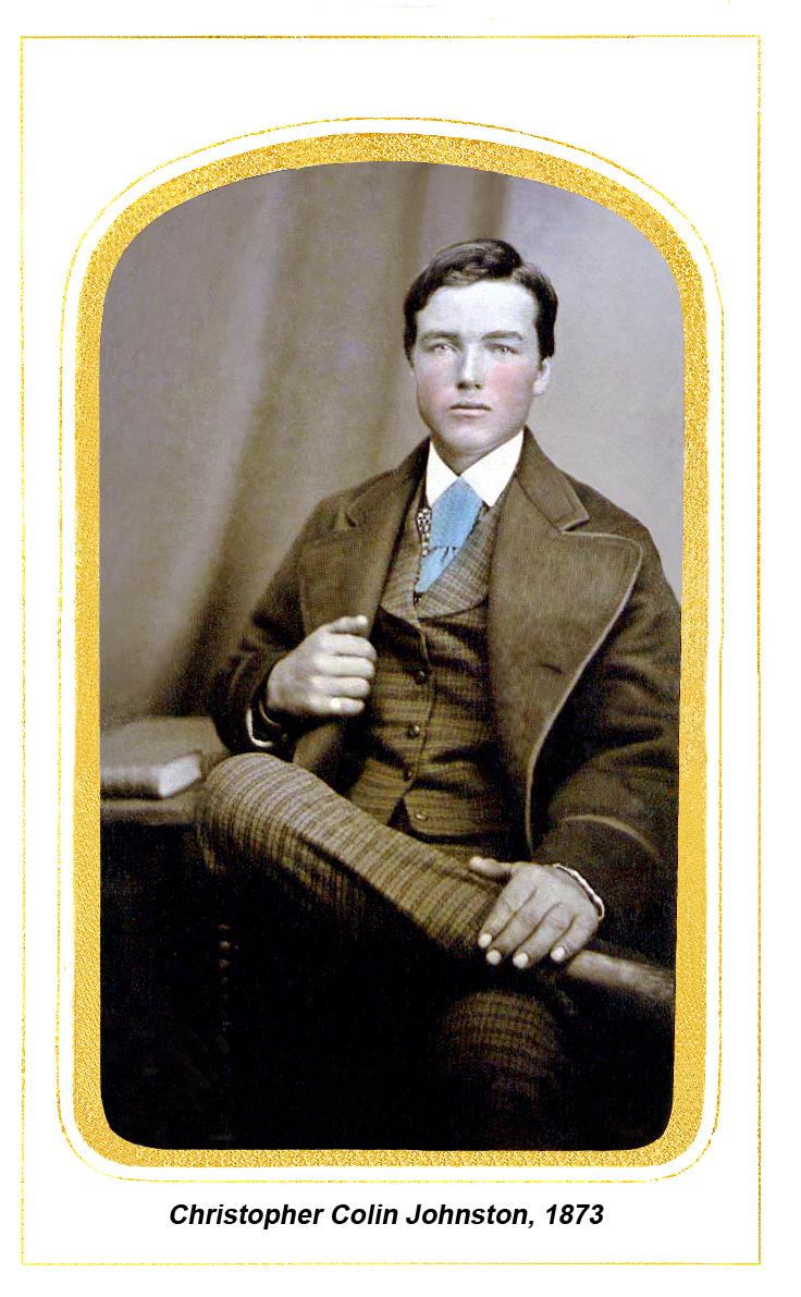Christopher Colin Johnston, 1855-1936 (#13)