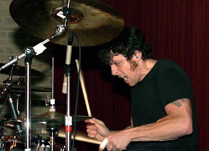 speaking in drums - charlie