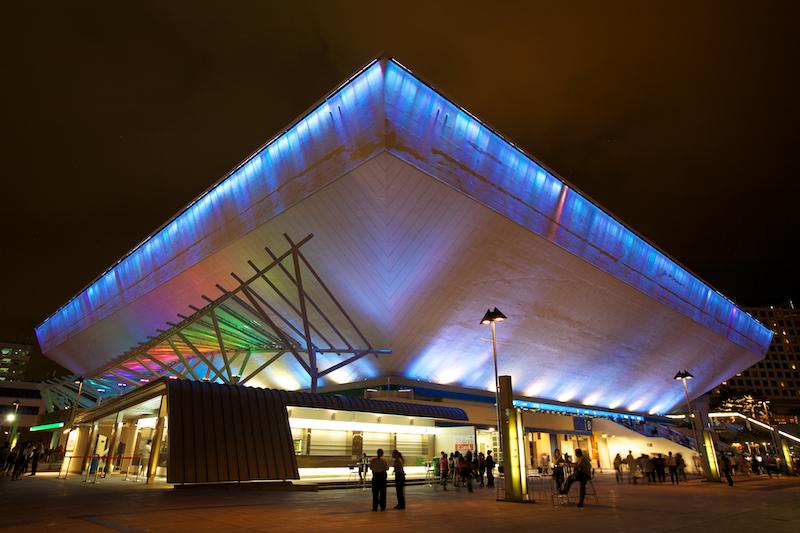 Coliseum, Hong Kong