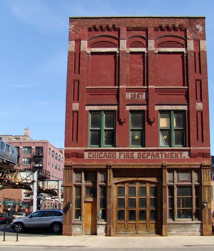 Old Chicago Fire House