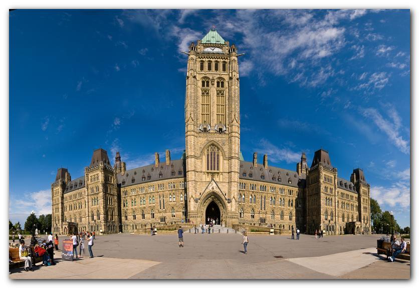 Parliament, Centre Block