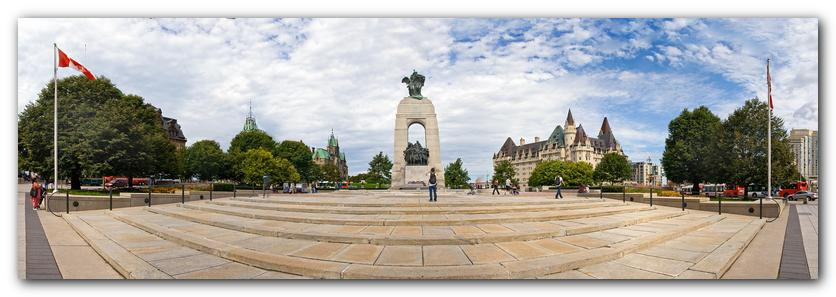 Canadian National War Memorial