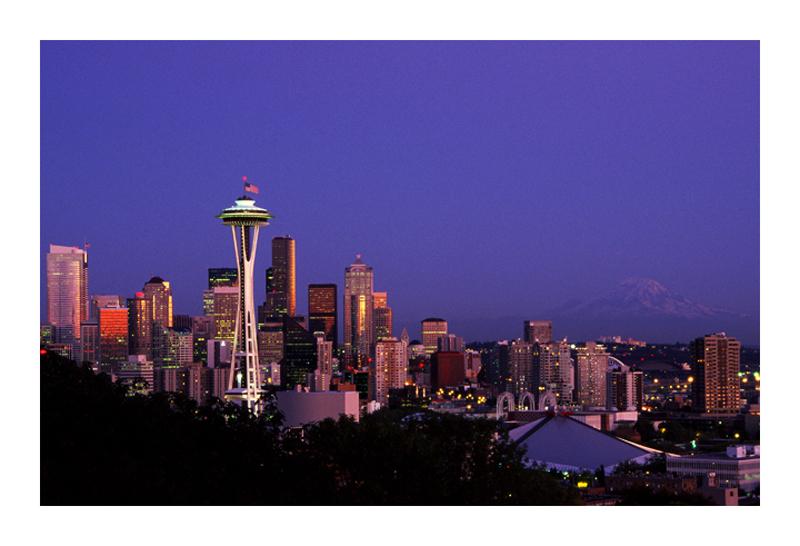 Seattle 9/12/2001
