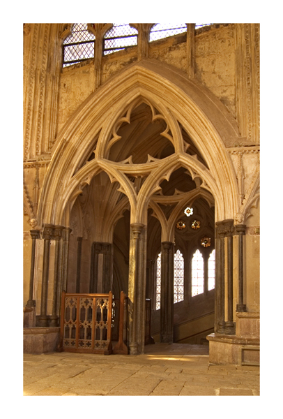 Chapter House Entrance