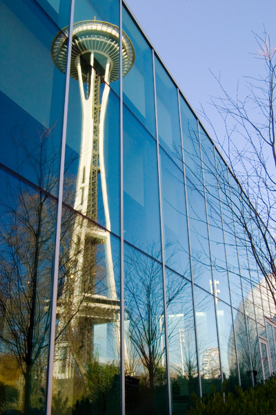Space Needle, Seattle Science Center