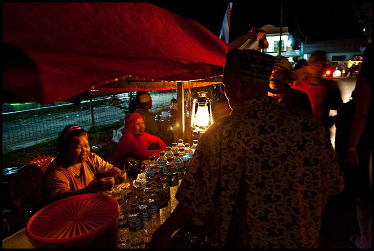 Night party in Labuan Bajo