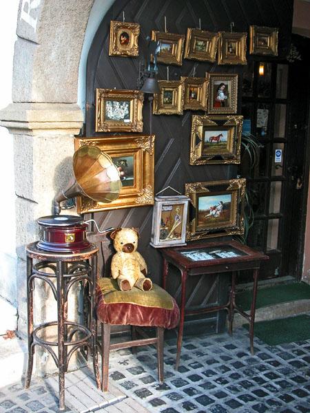 Antique shop - Szentendre