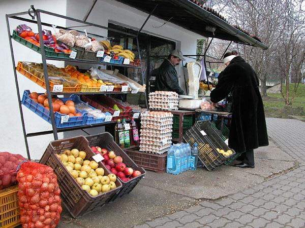 Mini Market (...really mini!) - Szentendre