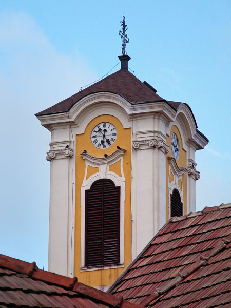 Church Detail - Szentendre