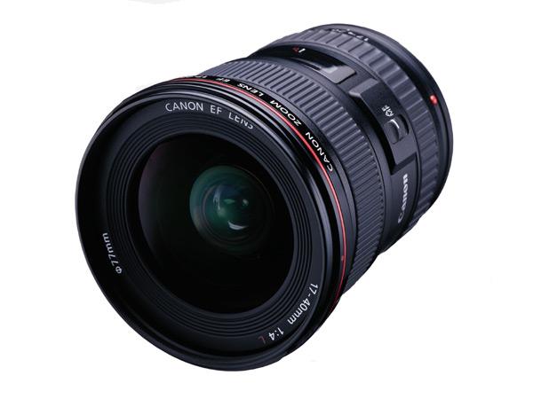Canon EF 17-40 mm L USM F/4