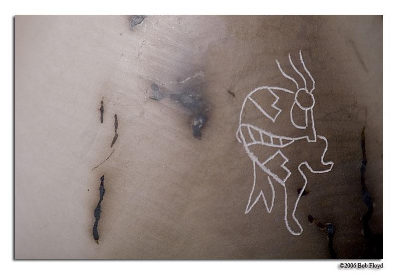 7/7 - Horse Hair Pot