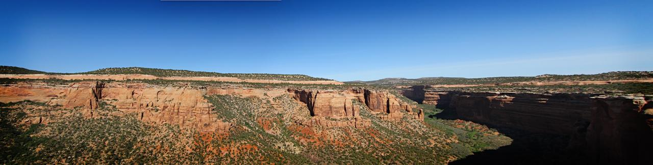 Ute Canyon, Colorado National Monument, Grand Junction, Colorado
