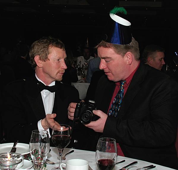 Kinnaird and Nigel