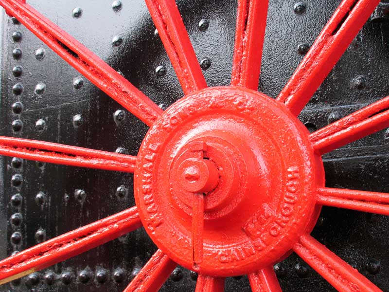 11th March Red Wheel