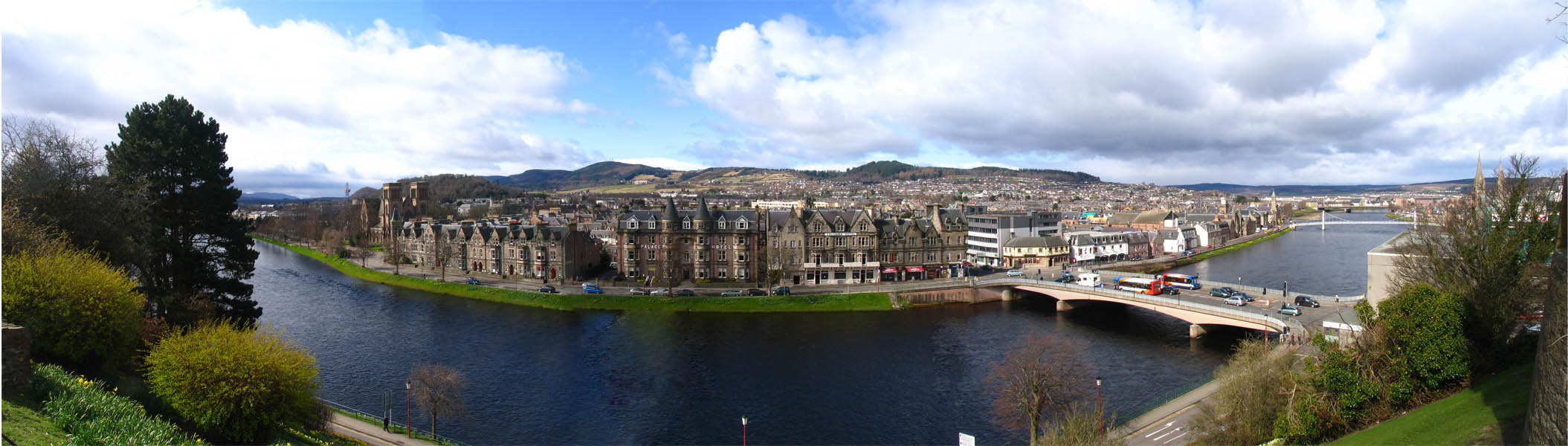 Inverness Pano