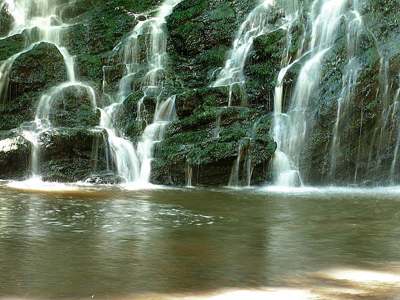 10th June Waterfall