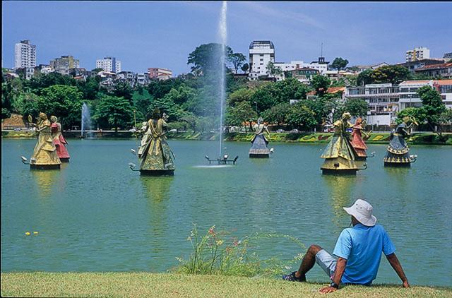 Dique do Tororó, Salvador, Bahia