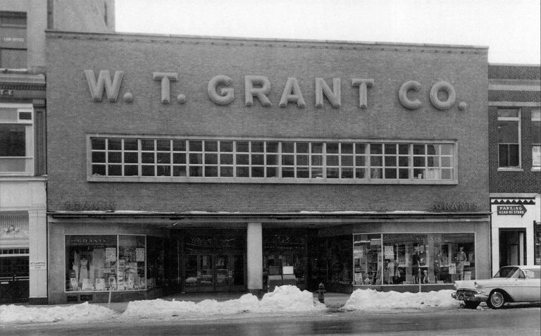 W.T. Grants at 350 Essex St.