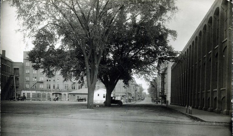 Lawrence St. from Canal