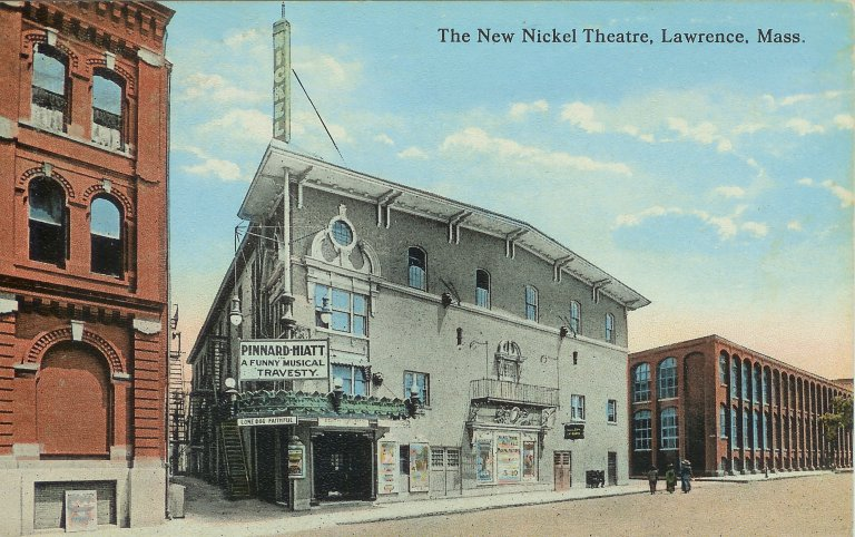 The Nickel Theatre