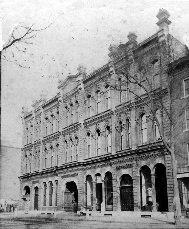 The Lawrence Opera House
