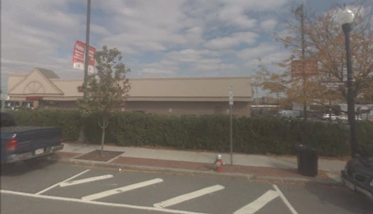 Walgreens on the site of the Victoria