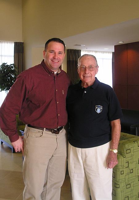 LTC Middleton & Bob Searl, Sr.