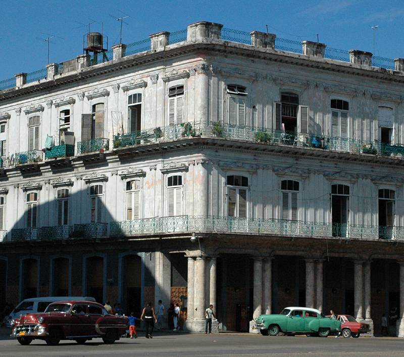 Neptuno St. - Havana